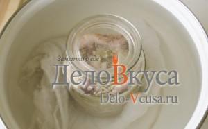Сало на водяной бане в банке: Варим сало