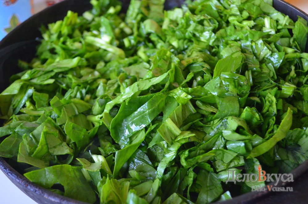 Как приготовить шпинат сливочный