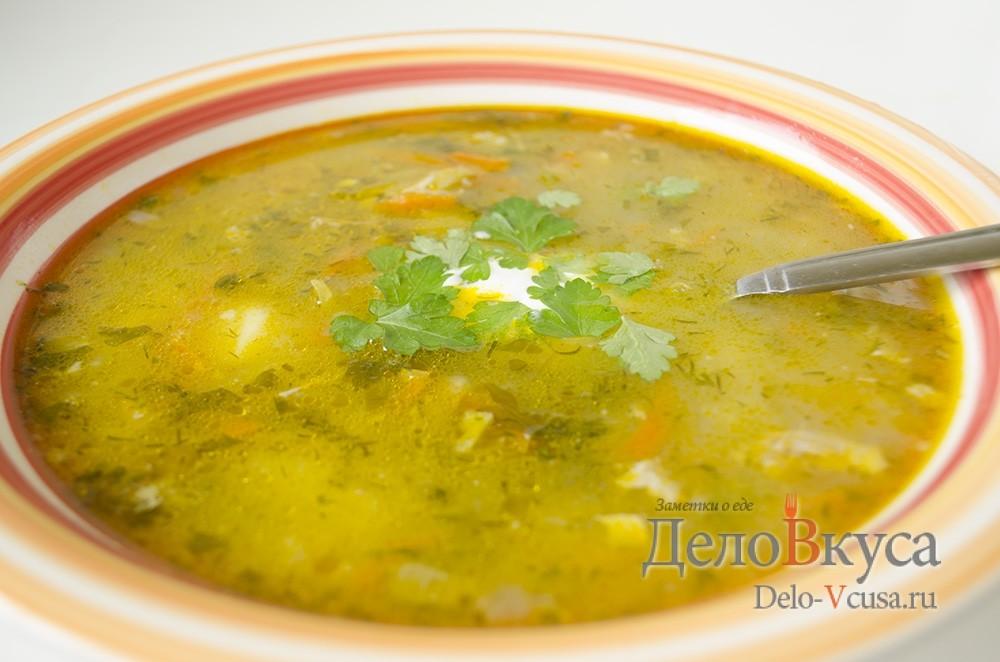 Как приготовить суп рассольник с рисом пошаговый рецепт