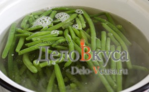 Фасоль на гарнир рецепты приготовление с фото