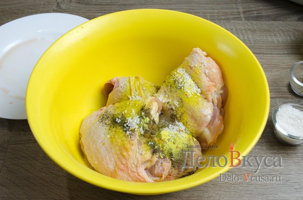 Курица с картошкой и чесноком в мультиварке рецепты с фото