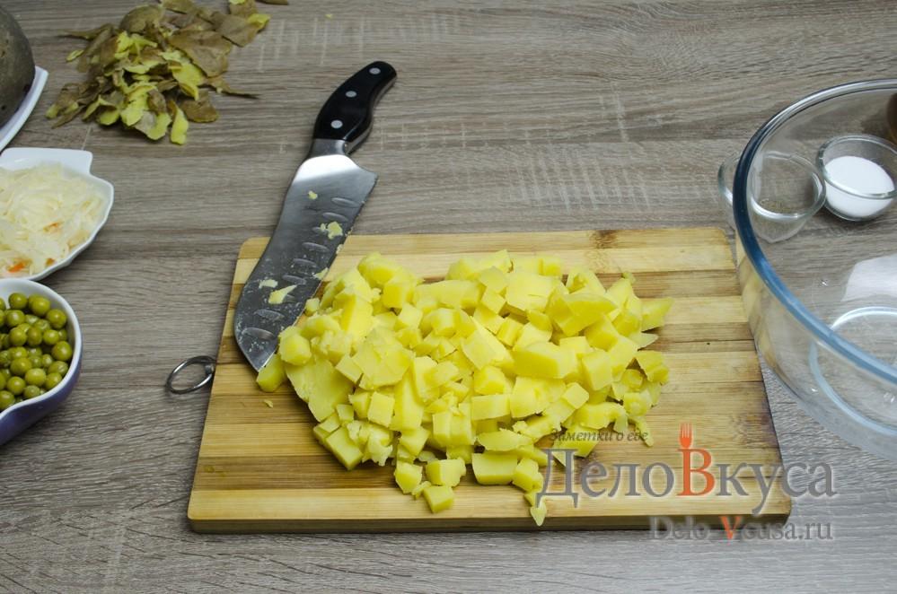 Сколько времени варить картошку картинки