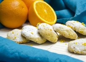 Морковное печенье с апельсиновой цедрой