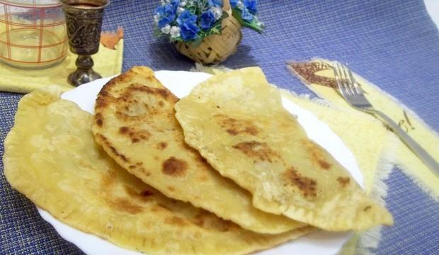 Чебуреки с вареным мясом пошаговый рецепт с фото