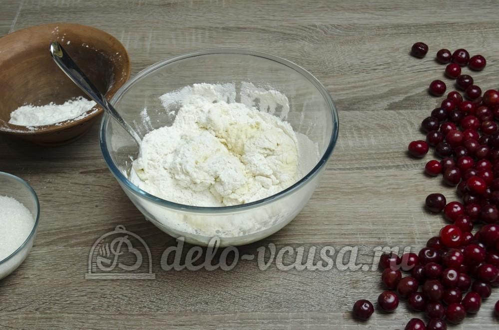 Как заводить тесто на вареники