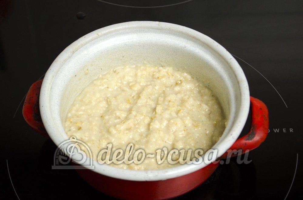 Рецепт овсяной каши на воде рецепт с фото