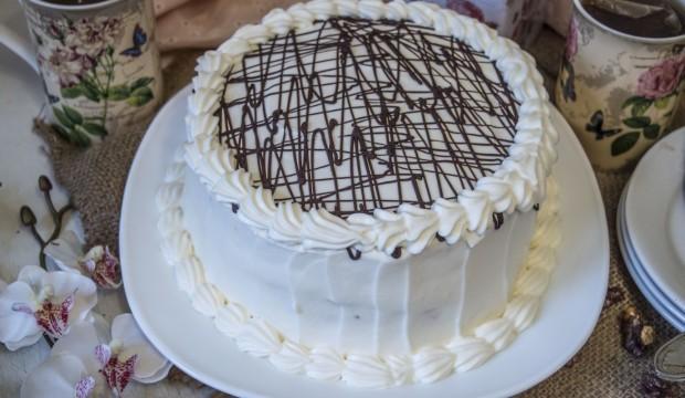 Торт праздничный с черносливом рецепт с пошагово
