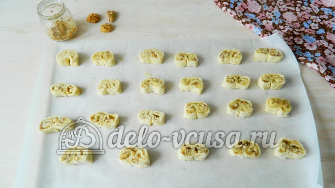 Печенье медвежье ушко рецепт пошагово