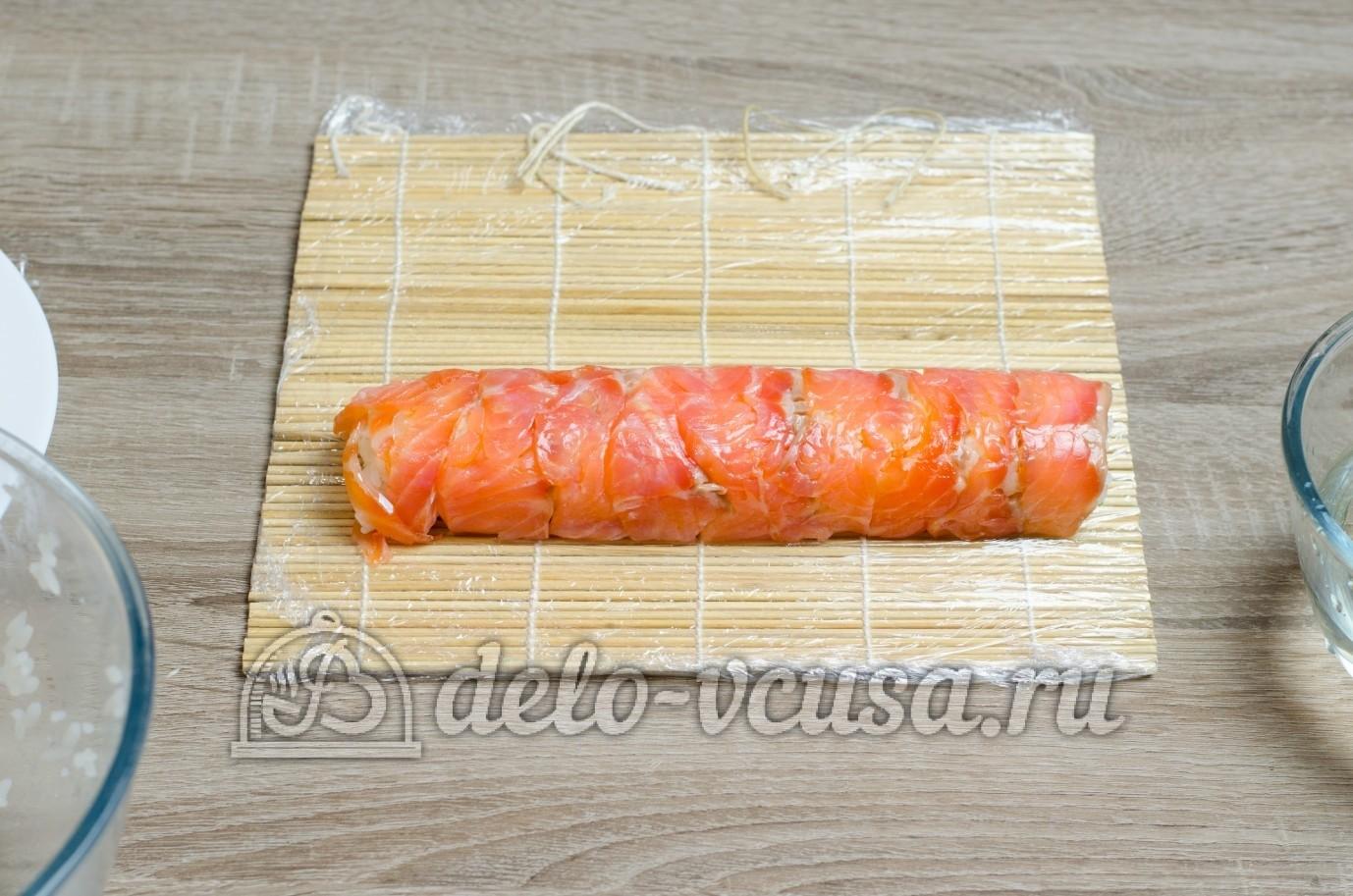 Запеченные роллы - как приготовить с соусом в домашних условиях по