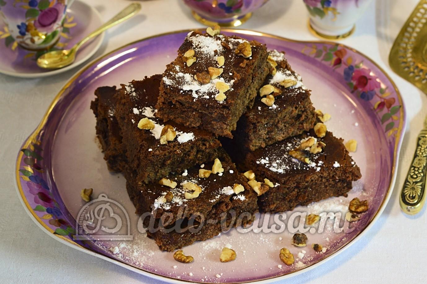 Шоколадный торт рецепт в мультиварке с фото пошагово в