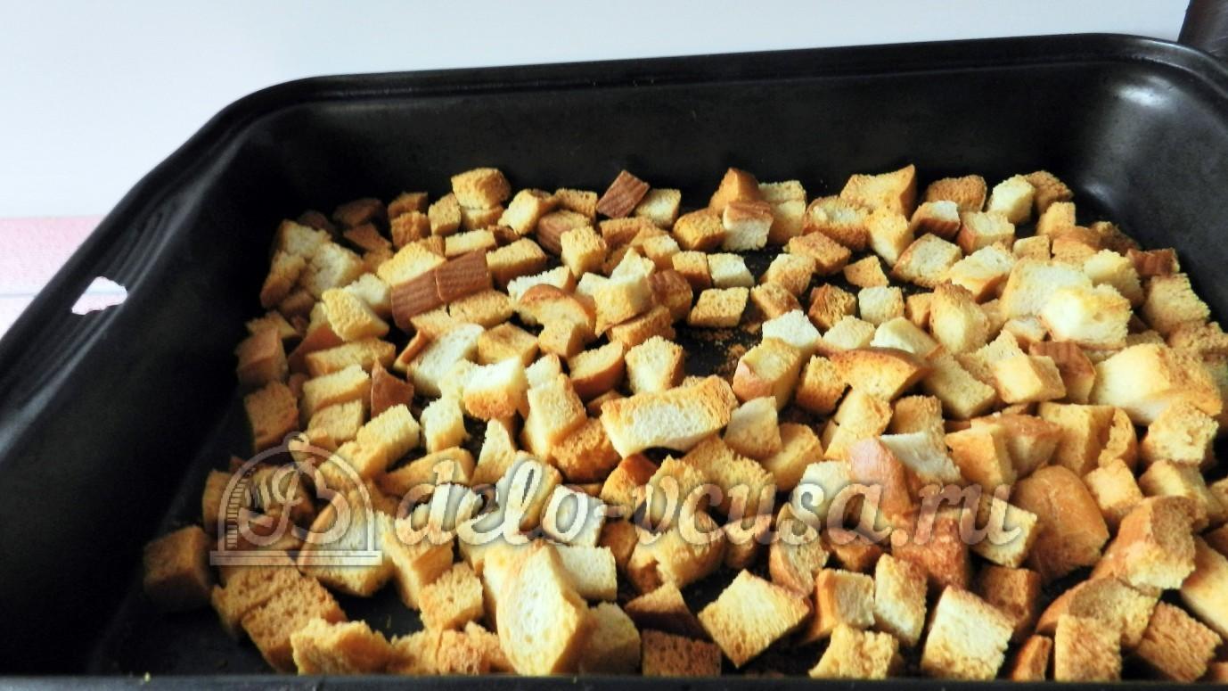 Блюда из чёрствого хлеба рецепты