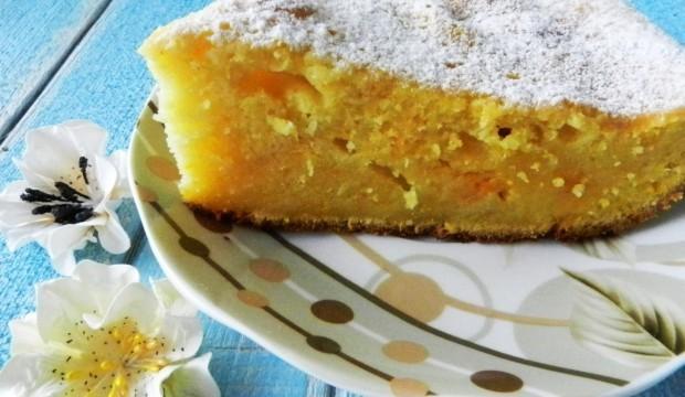 Простой пирог с тыквой рецепт