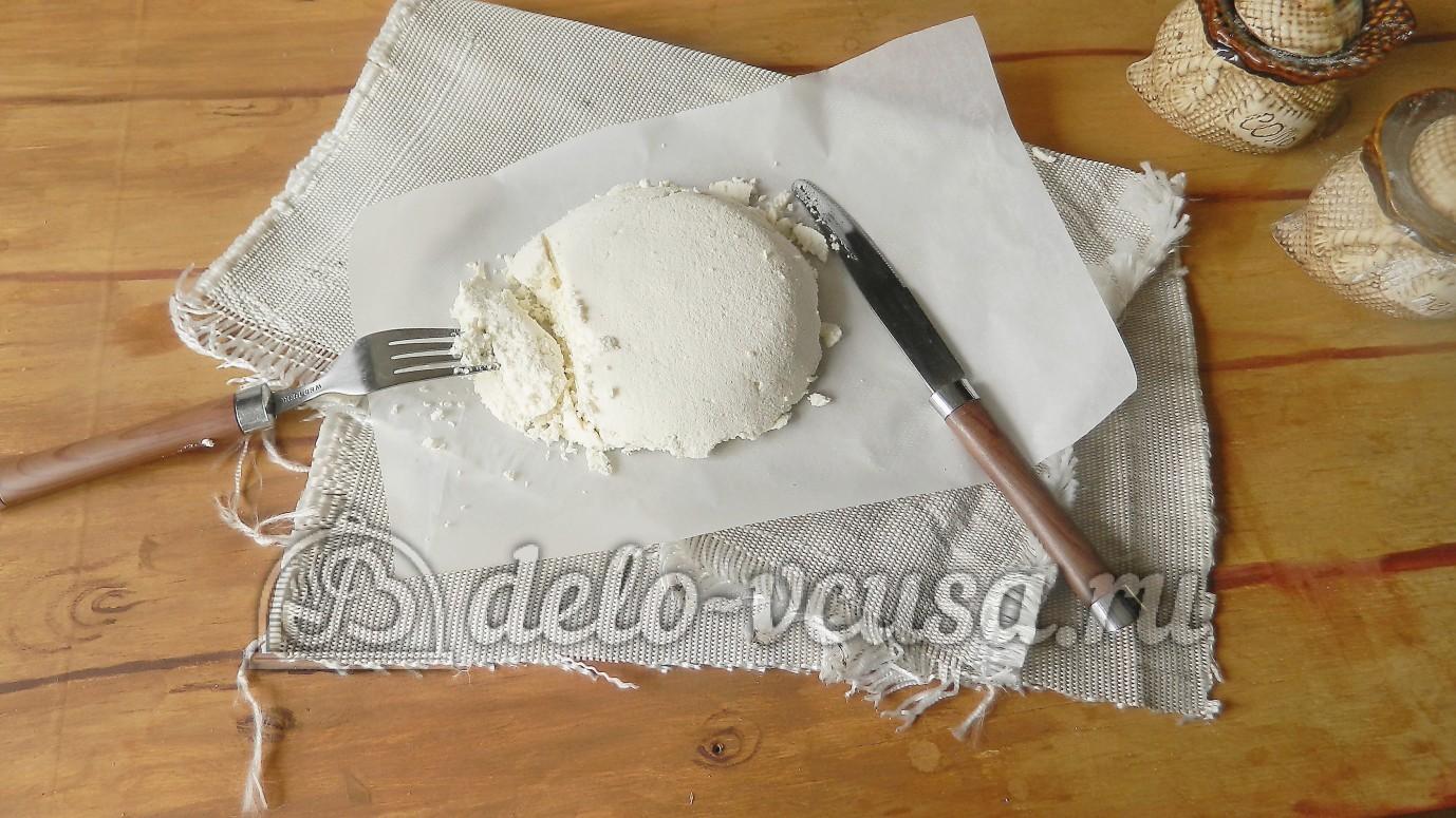 Рецепт сыра фета в домашних условиях фото