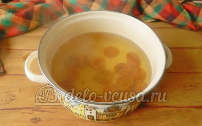 варенье из кураги рецепт с фото