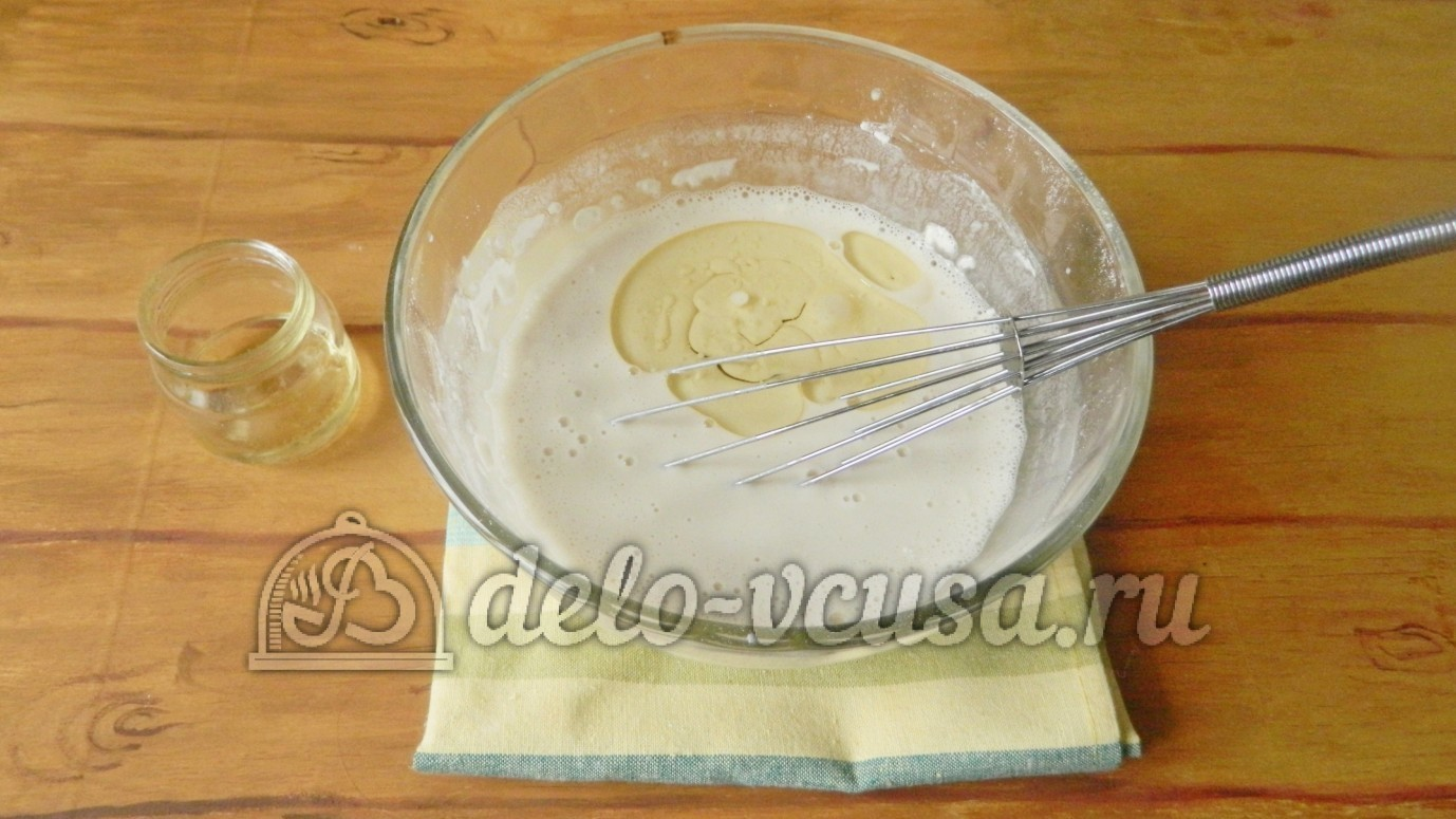 Как приготовить блины из прокисшего молока пошаговый рецепт
