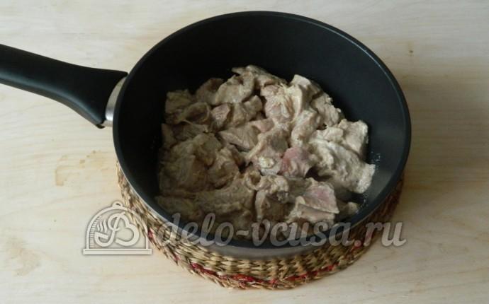 свинина тушеная кастрюле рецепты с фото