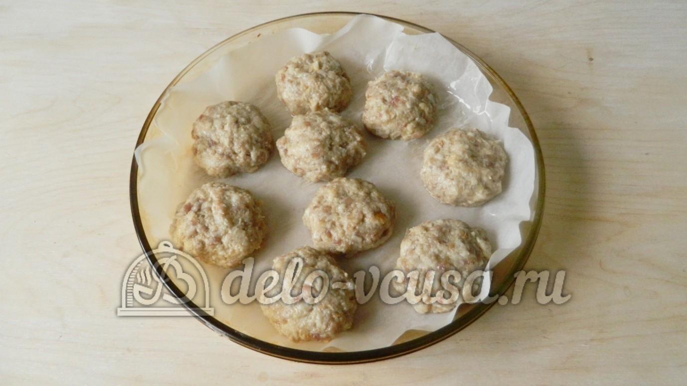 Гнезда мясные с духовке рецепт пошагово