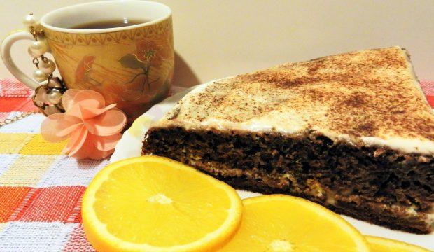 Рецепт пирог на кефире с вареньем пошагово