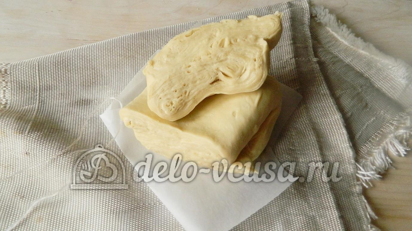 Дрожжевое слоеное тесто рецепт пошаговое фото