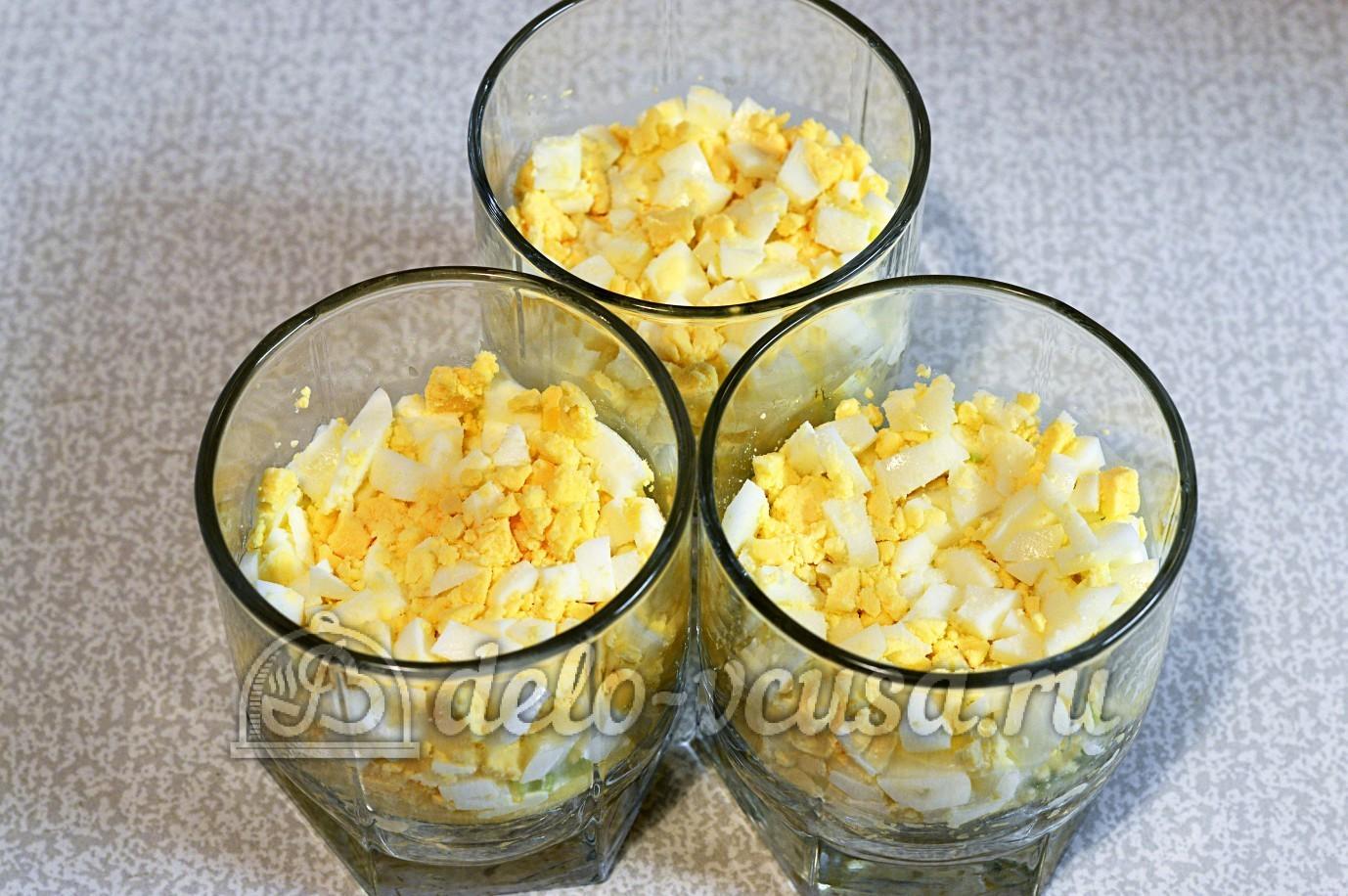 Свекольный салат с сыром и яйцом рецепт