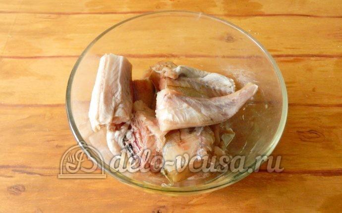 филе минтая рецепты фото пошагово