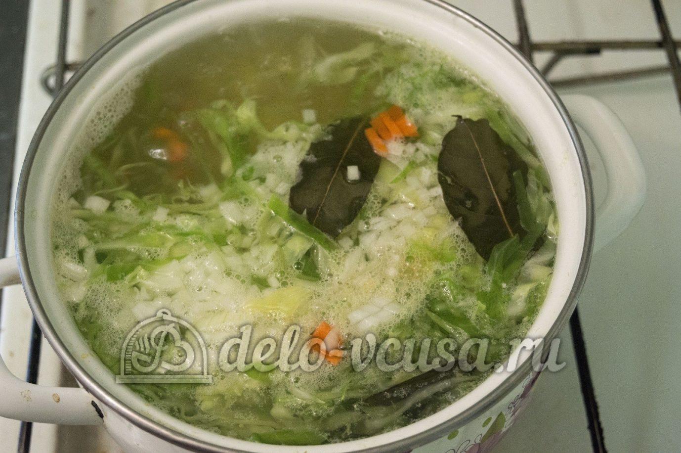 Суп с фрикадельками для детей 46