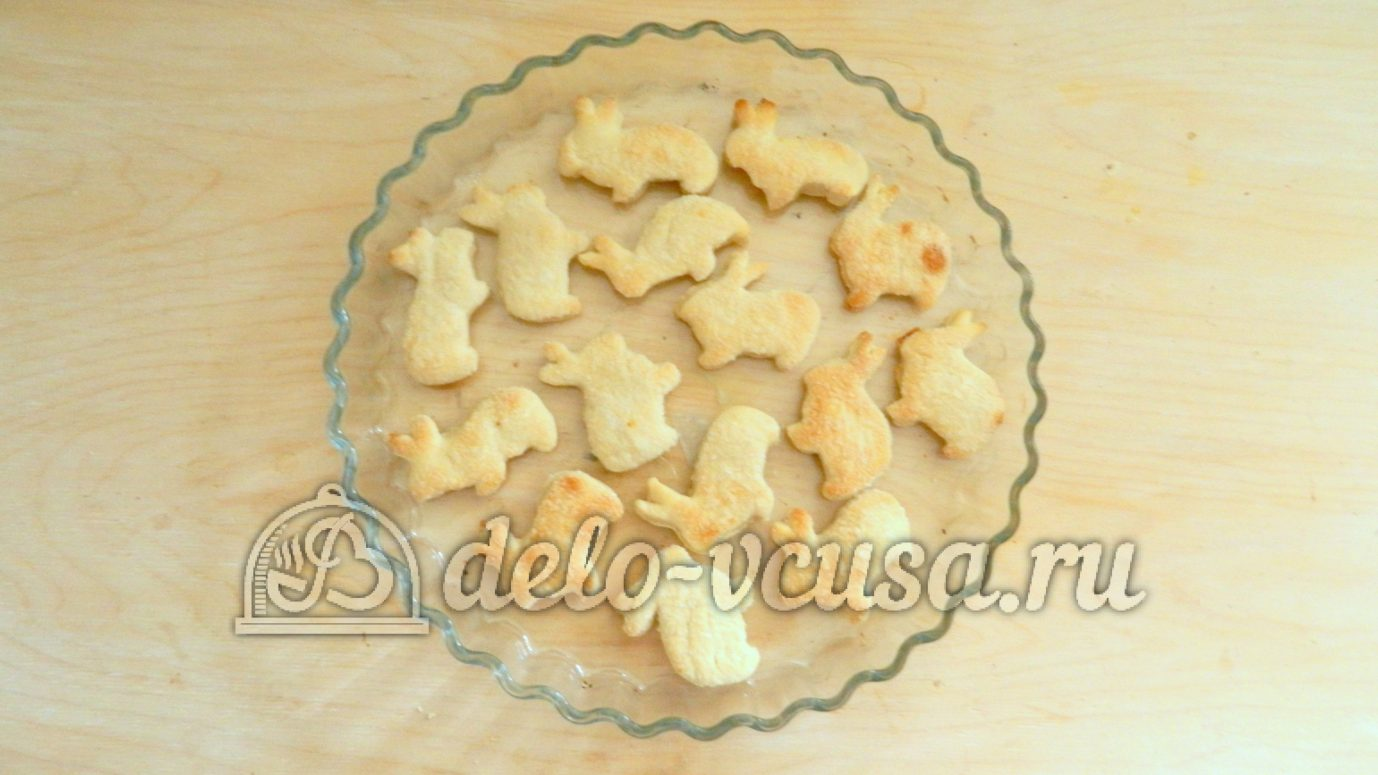 Печенье на майонезе рецепты пошагово