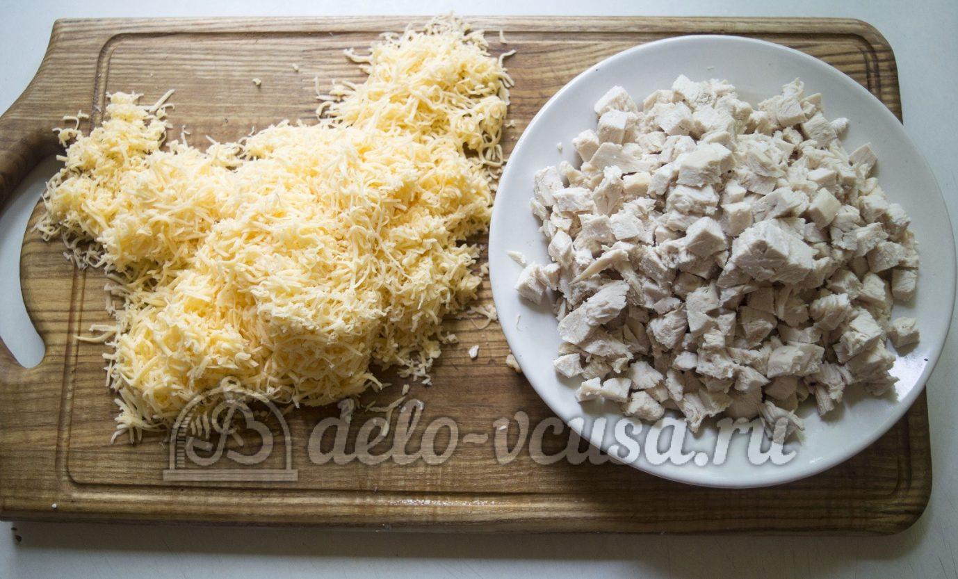 Курочка ряба рецепт пошагово