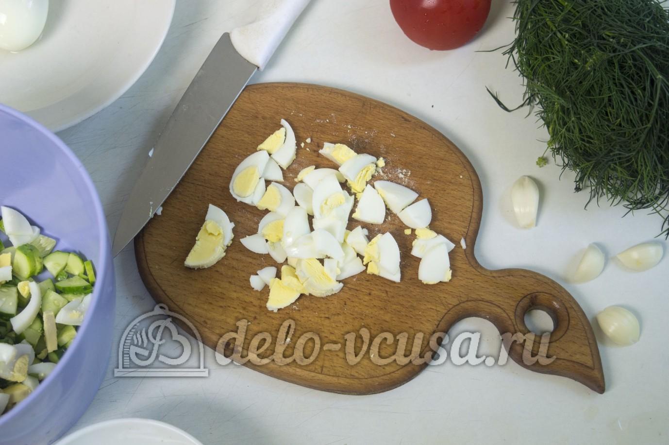 Как обжарить шампиньоны для салата