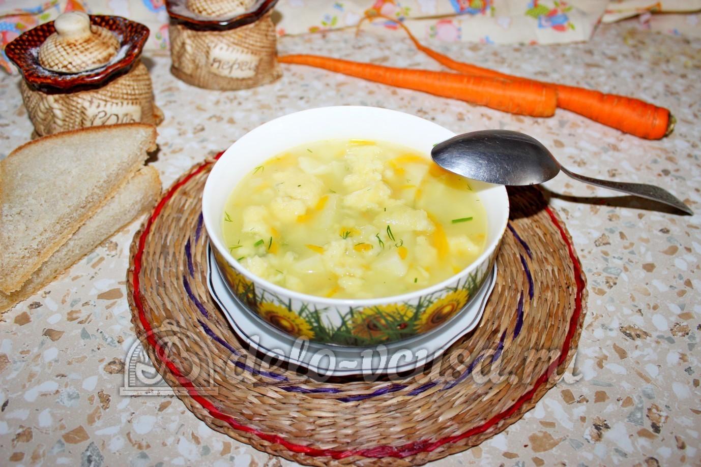 Вкусный суп с клёцками пошаговый рецепт с