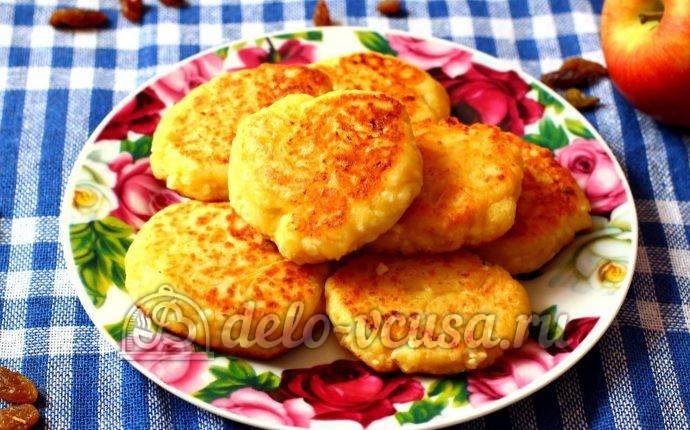 Сырники с разрыхлителем рецепт с фото пошагово