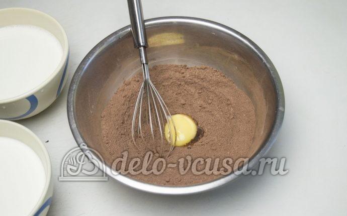 Рецепт пудинга рецепт с пошагово в