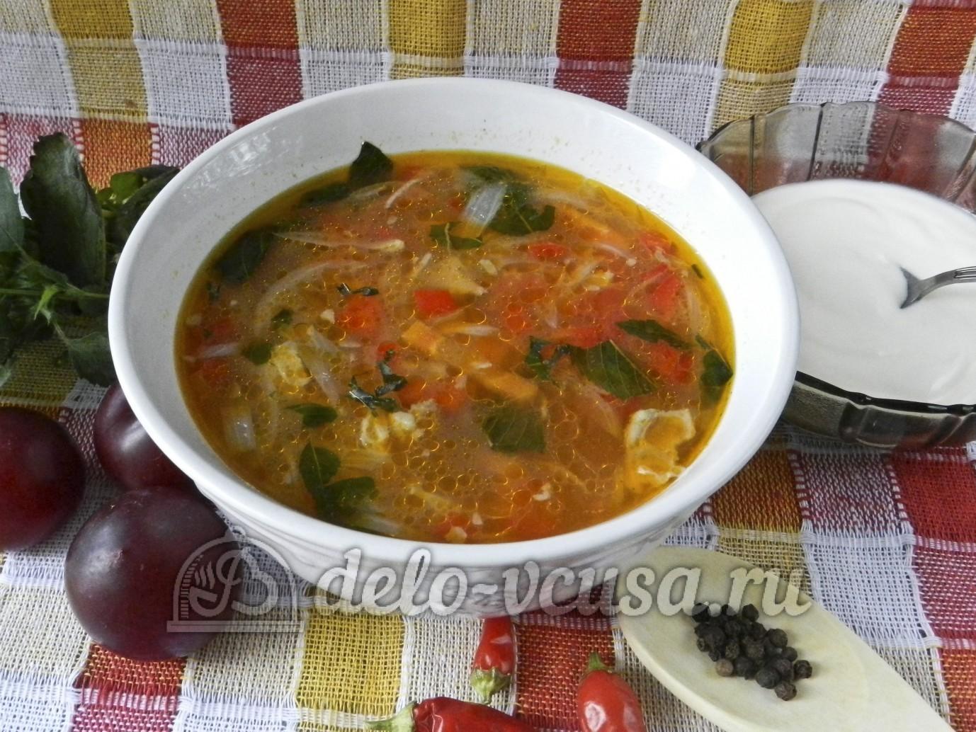 Простой суп с говядиной рецепты с фото