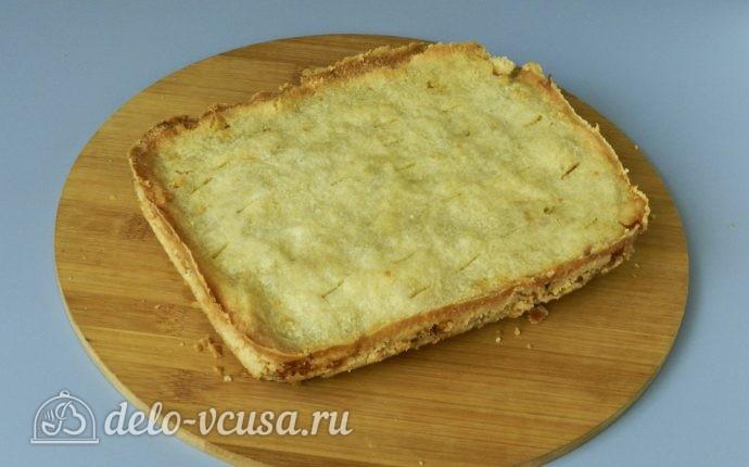 Как приготовить пирог с творогом пошагово