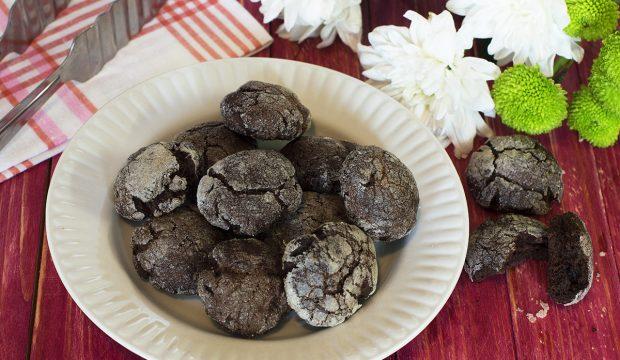 Рецепт Печенья Шоколадное в 2019 году