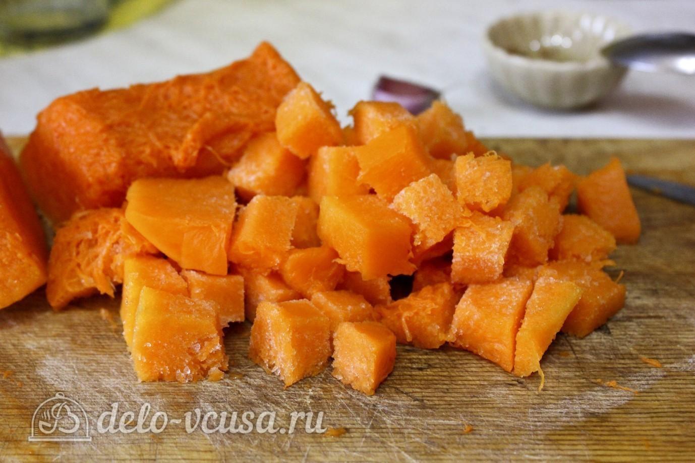 Блюда из тыквы рецепты с пошагового