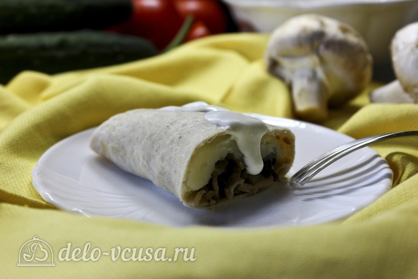 Соус для блинчиков с мясом рецепт пошагово