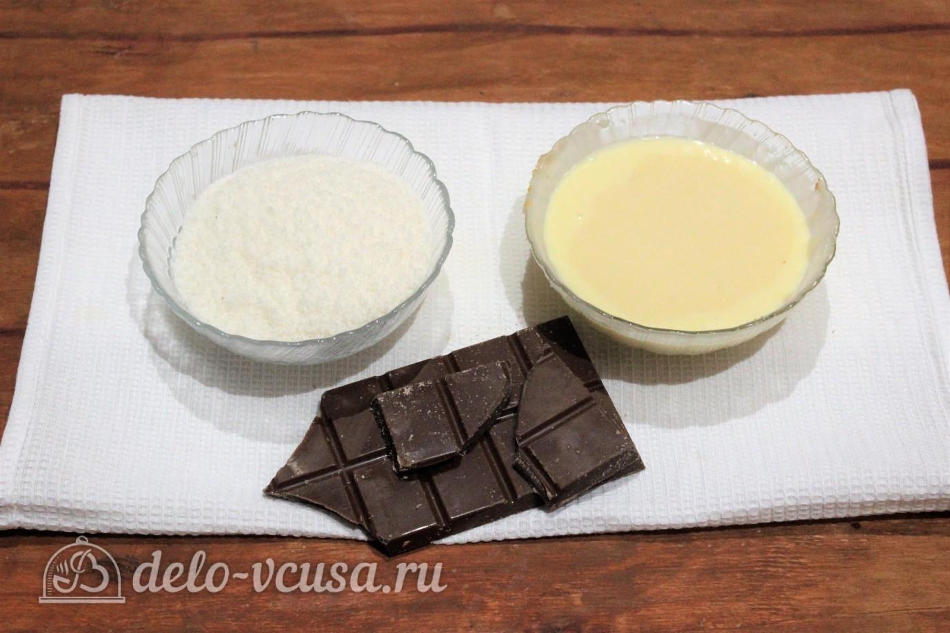 Как сделать баунти в домашних условиях рецепт