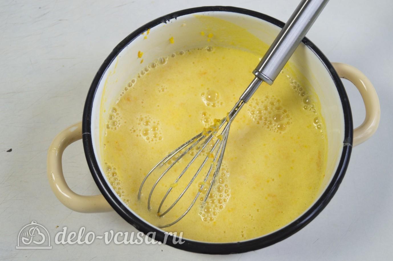 Сироп для пропитки бисквита пошагово
