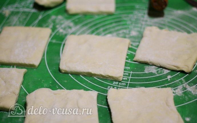 Слоеное бездрожжевое тесто рецепт пирожков