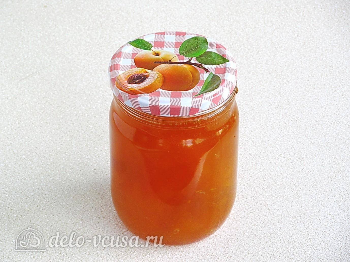 Абрикосовый сок в домашних условиях рецепт 939