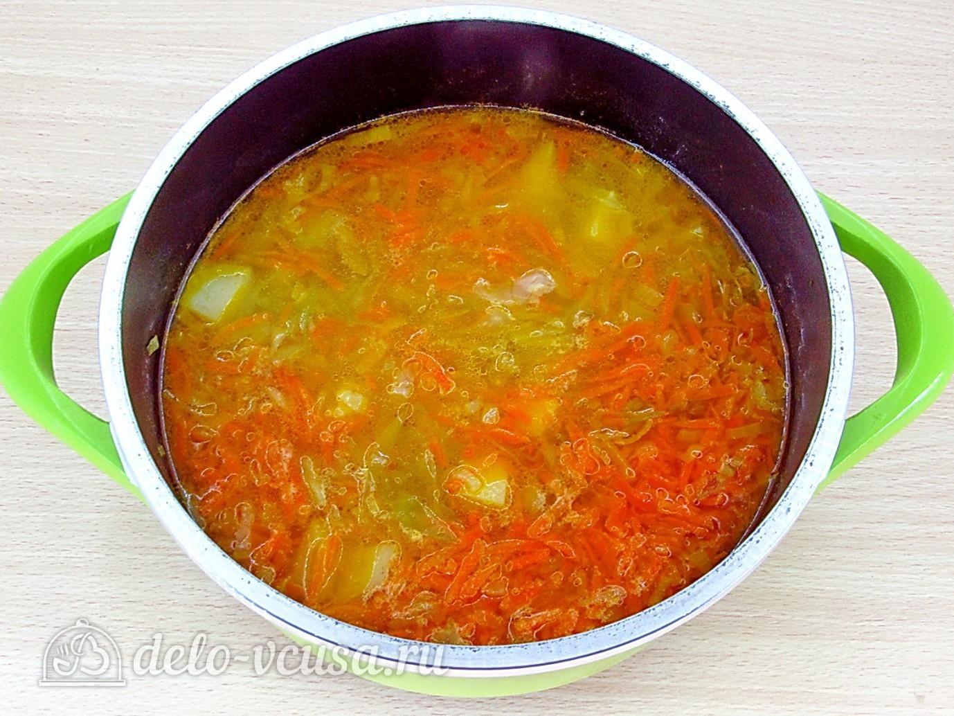 Варим щи из свежей капусты пошаговый рецепт