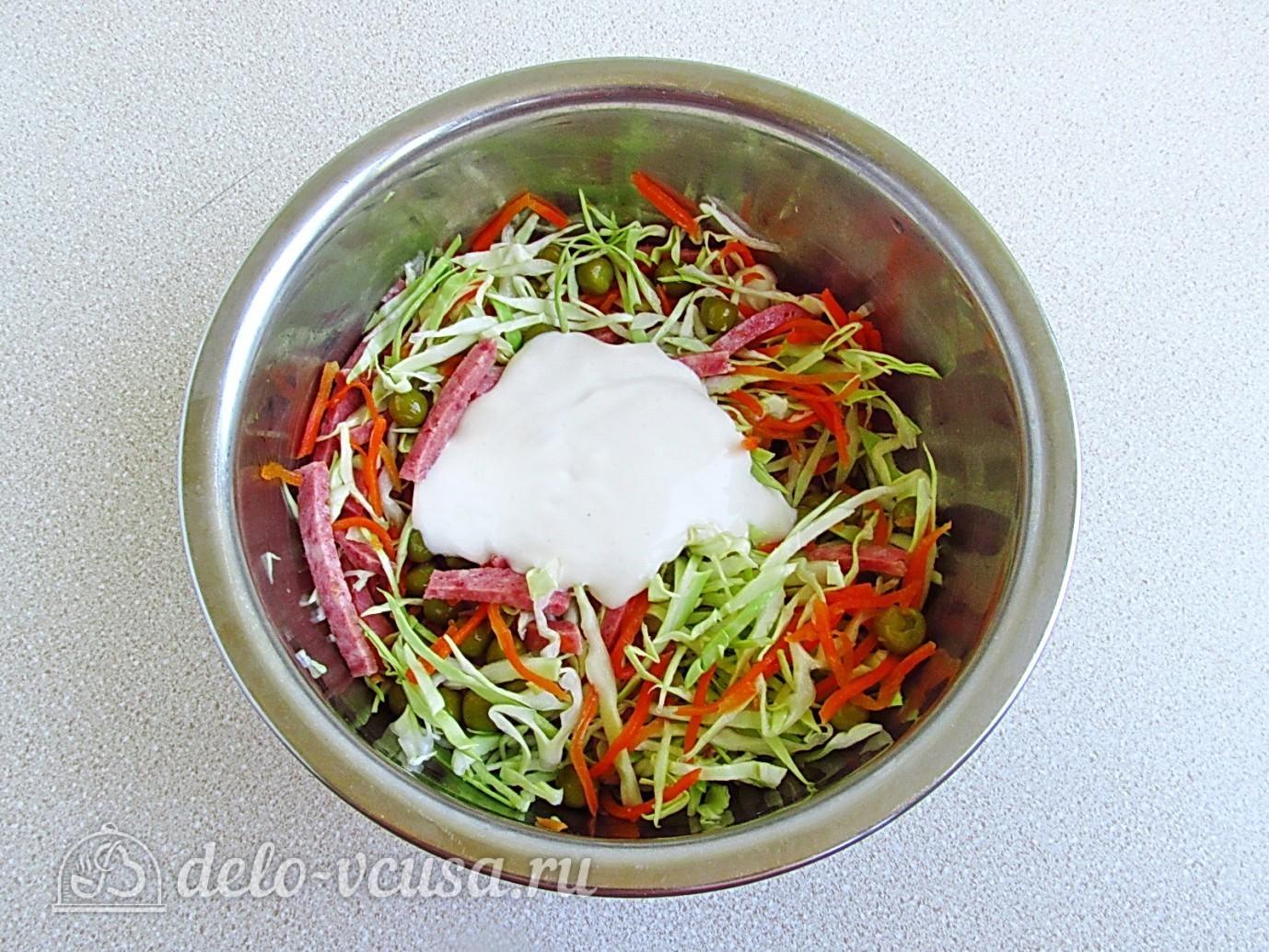 Салат с морковь по-корейски рецепт