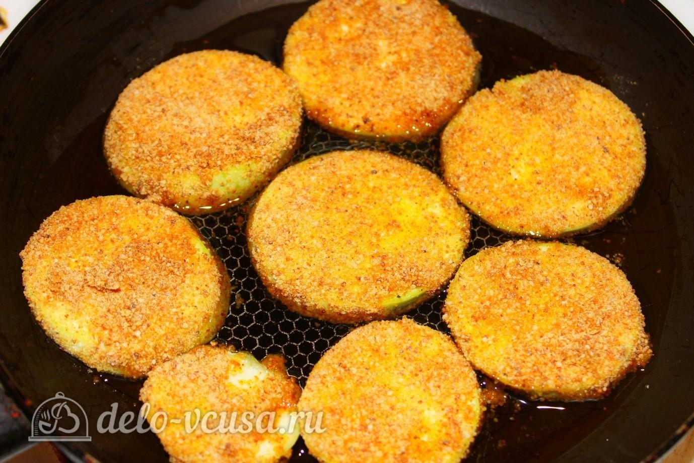 Рецепты жарки кабачков с фото