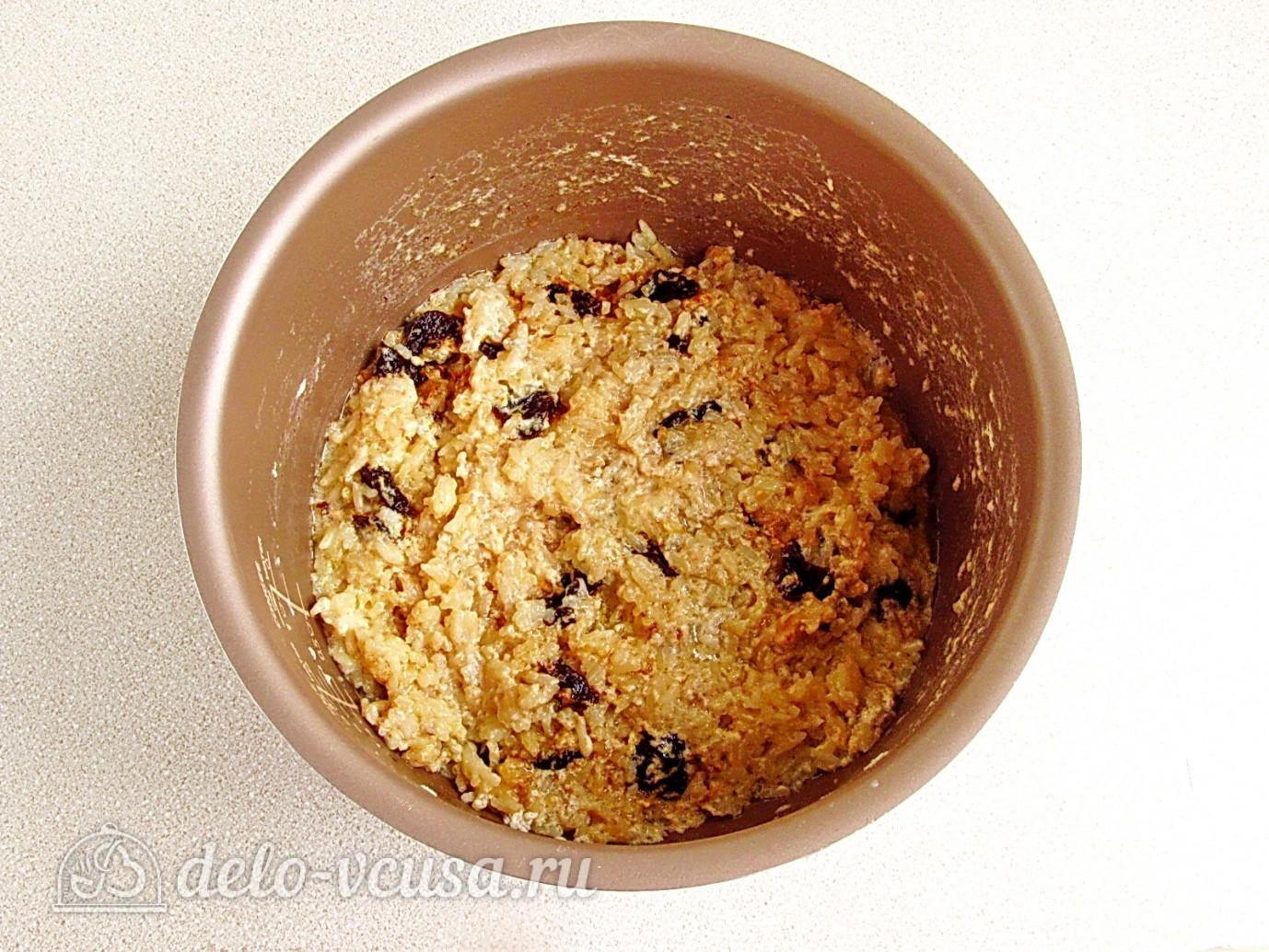 Как готовить кашу рисовую на молоке в мультиварке