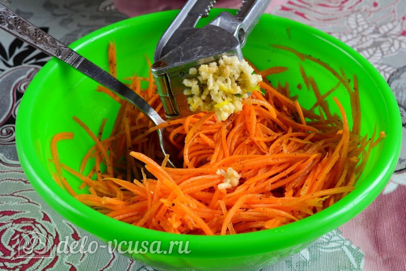 Как приготовить морковку по-корейски с приправой в домашних условиях 367