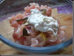 Жареная картошка с куриным филе: фото к шагу 4.