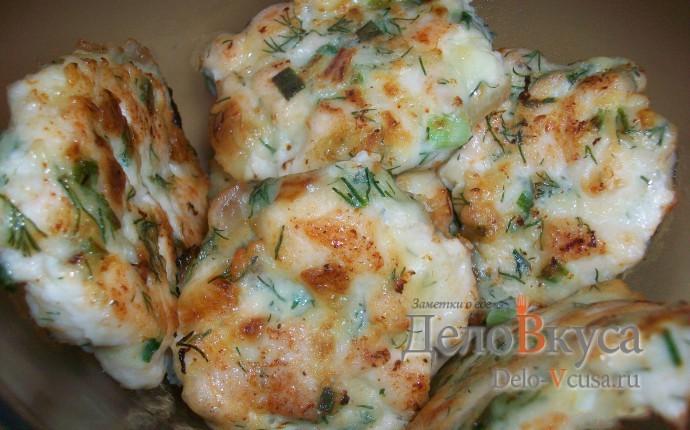 Куриные котлеты рецепт из куриного фарша с салом