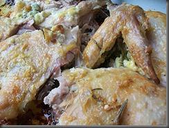 Курица запеченная в духовке: Запекаем курицу до готовности