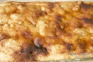 Пирог с яблоками: Выпекаем пирог в духовке